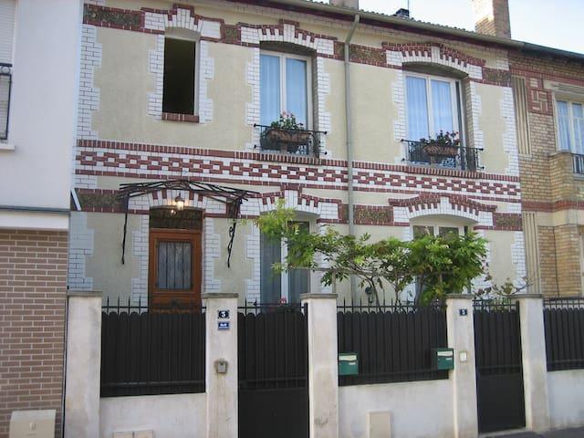 1 - Appartement climatisé de 2 pièces de 20m2