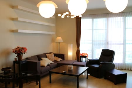 Private room with toilet,bath 4min from BTS Asok! - Bangkok - Leilighet