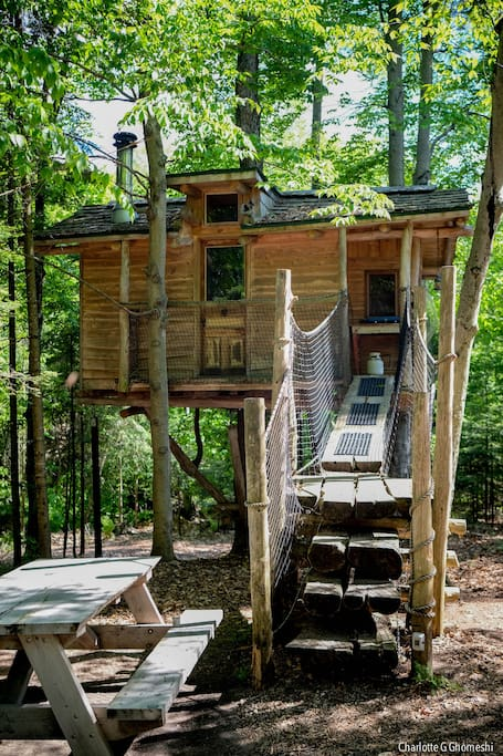Chimo Refuges Treehouse Resort - The Sol