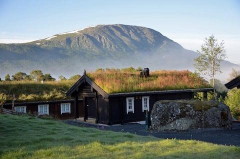 Romslig og koselig hytte i Oppdal