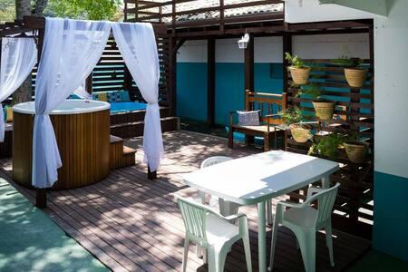 Residencial Agatha, Bombinhas-SC Suíte 5