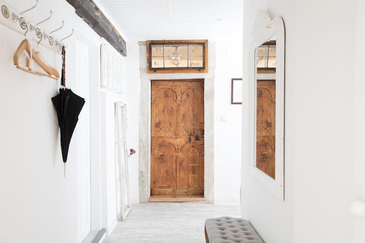Stilvolles Vintage Appartment in Kaltern, Südtirol