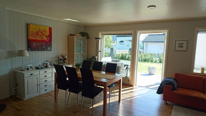 Sentralt, nytt hus i Porsgrunn - Porsgrunn
