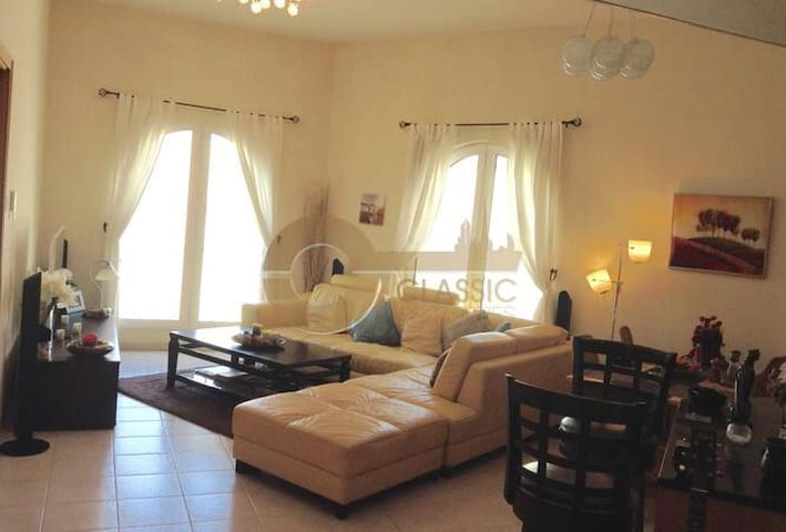Spacious 1 bed apartment in Discovery Gardens