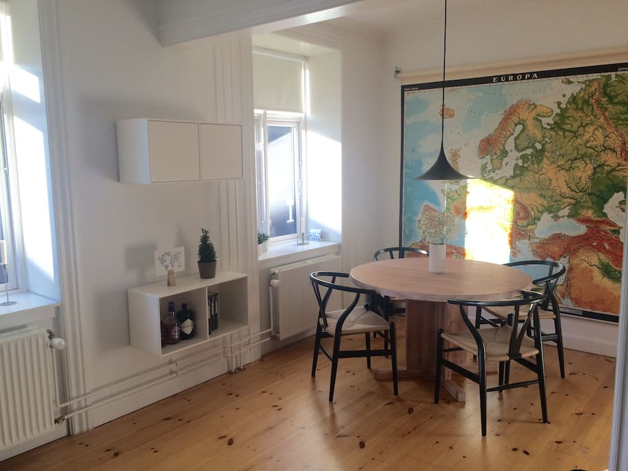 Charming Appartment In Copenhagen Flats For Rent In