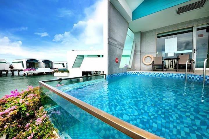 Premium Pool Villa at The Hibiscus Port Dickson