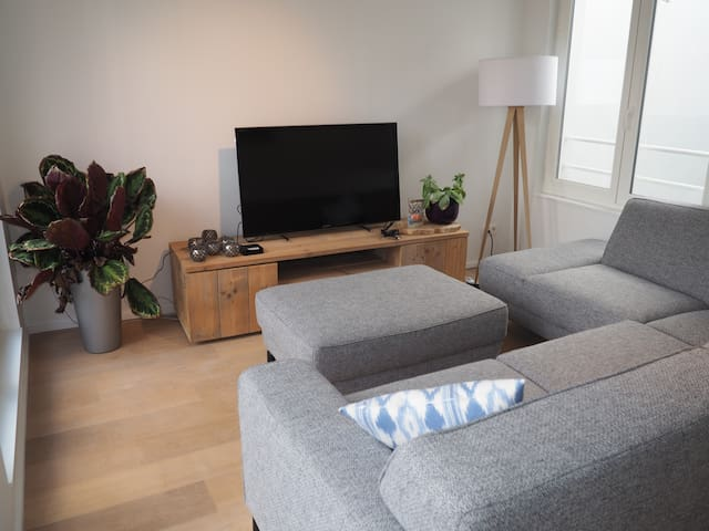 Bright Modern Loft in City Center_Shopping Street - Mechelen - Appartement
