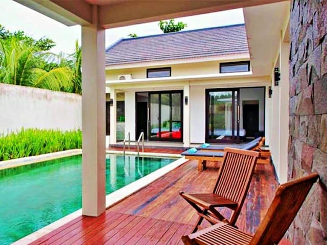 Staycation Private Villa Pool by Lombok Ventures
