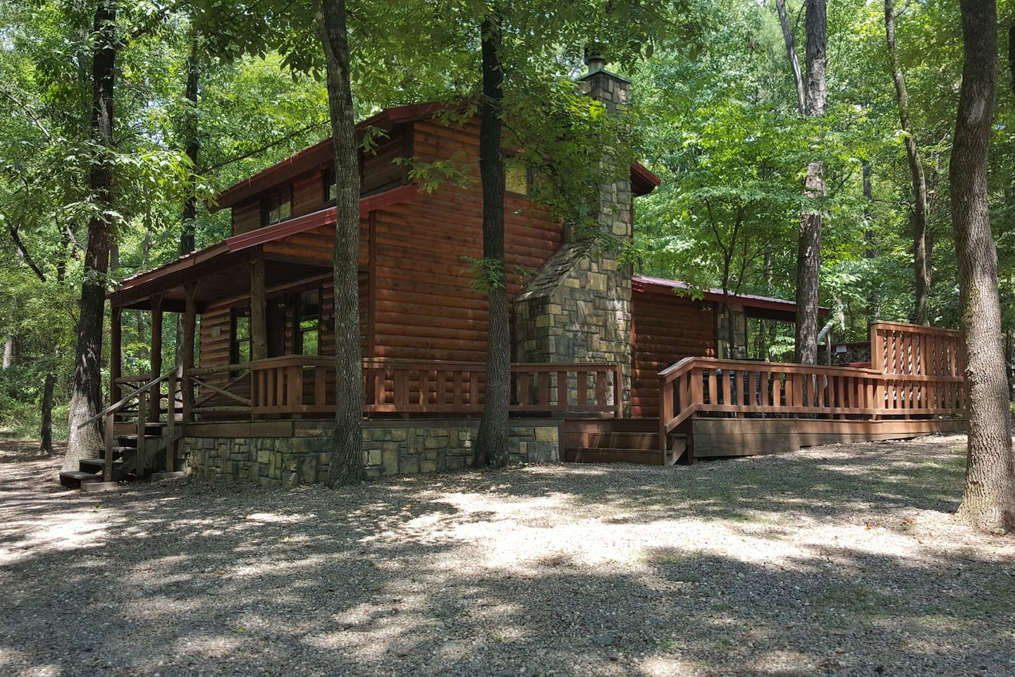 near bend luxury bow lodge beautiful twin cabins for beavers properties united built ok bears park homes state story broken country custom is sale hochatown cabin a