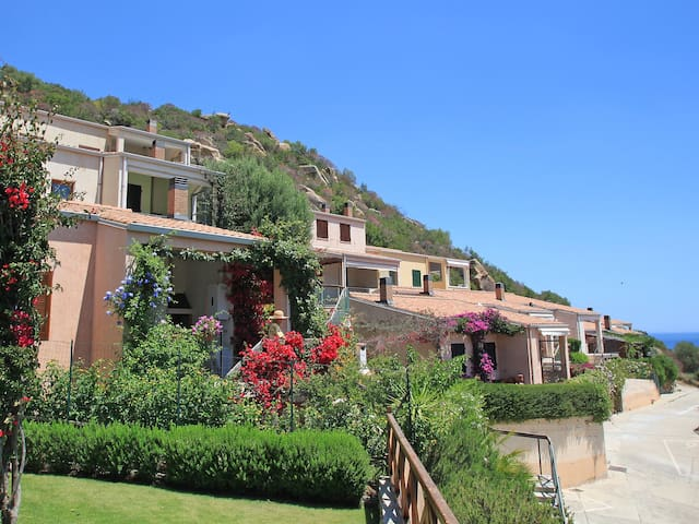 Holiday apartment Le Ginestre in Costa Rei