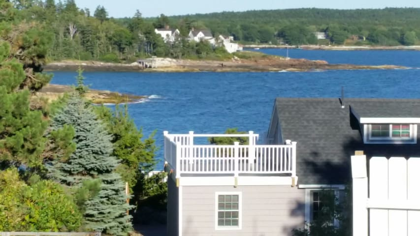 Sand Dollar Cottage - Phippsburg - House