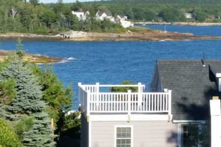 Sand Dollar Cottage - Phippsburg