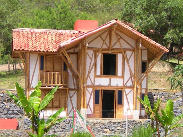HOTEL LA MONTOYA - SANTANDER CURITI - Curiti - Natuur/eco-lodge
