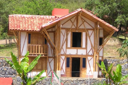 HOTEL LA MONTOYA - SANTANDER CURITI - Curiti - 自然小屋