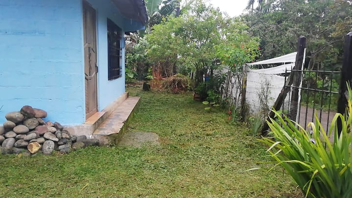 Habitación privada en casa campestre cerca a Mocoa