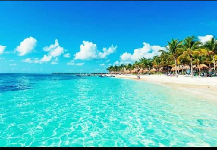 Adorable suite  Playa del Carmen Desayuno Incluido