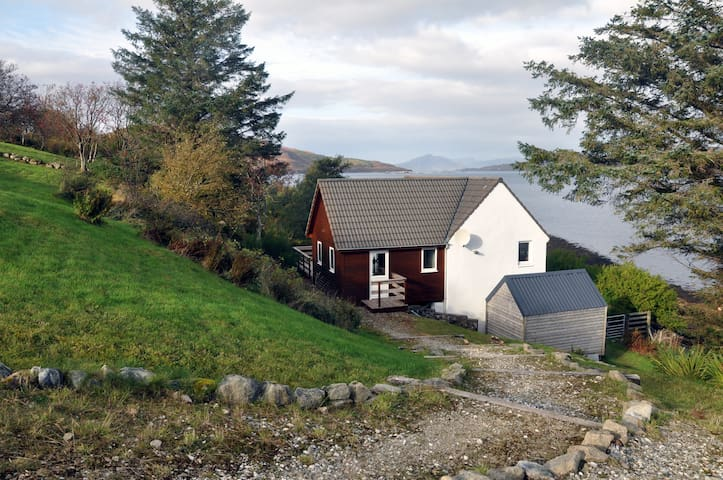 Oir na Mara - Self catering cottage, Isle of Skye - Broadford - Huis
