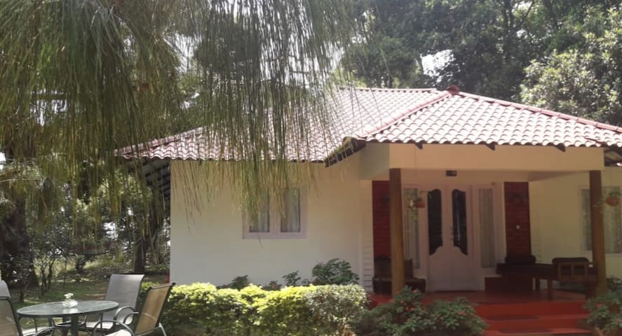 Bungalow within a 125 acre Cardamom plantation