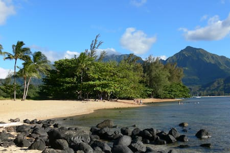 Hanalei Bay Resort 4-6 person Condo with View - Princeville