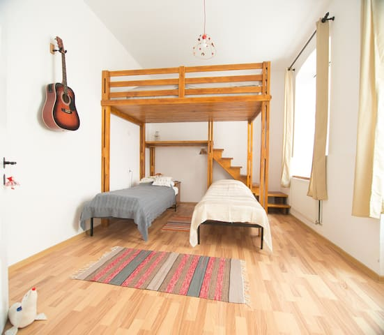 Pigeon's nest - Brașov - Appartement
