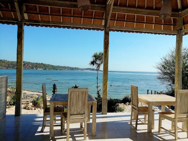 LEbaoh Nusa Cottage Garden & Ocean view#2