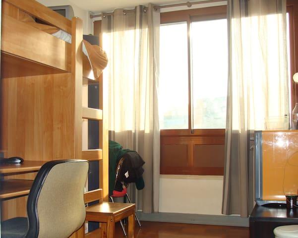 Agréable chambre meublée au sud de Paris - Massy - Apartament