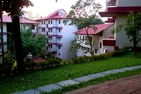 1 BHK Flat with all Amenities - Mapusa