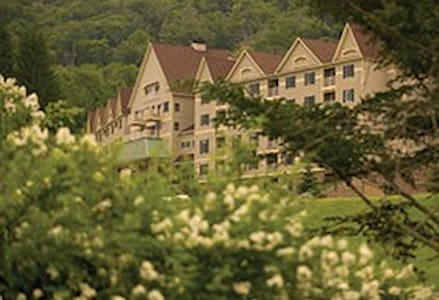 Wyndham Bentley Brook, Hancock, MA - Condominio