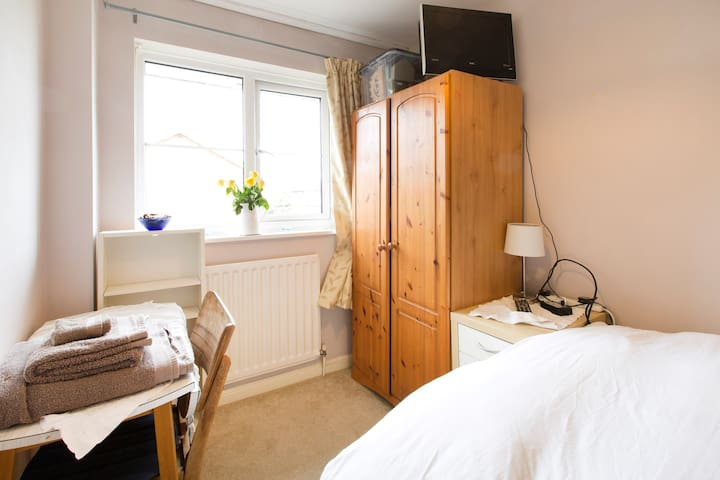 Double bedroom near Oxford