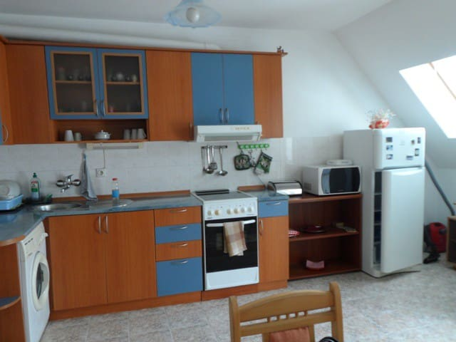 3х комната квартира в Бургас центре ул.Васил Левск - Burgas - Lägenhet