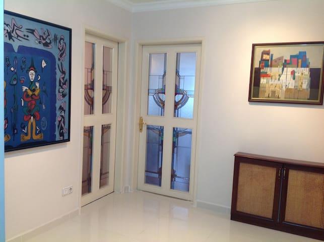 Luxury residence in Bulgurlu, Üsküdar - Üsküdar - Flat