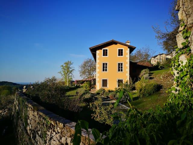 Natura e Relax nel Podere Cesira - Clauzetto - Casa