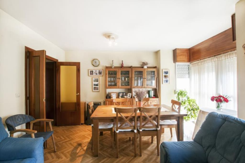alojamiento familiar en madrid case in affitto a madrid