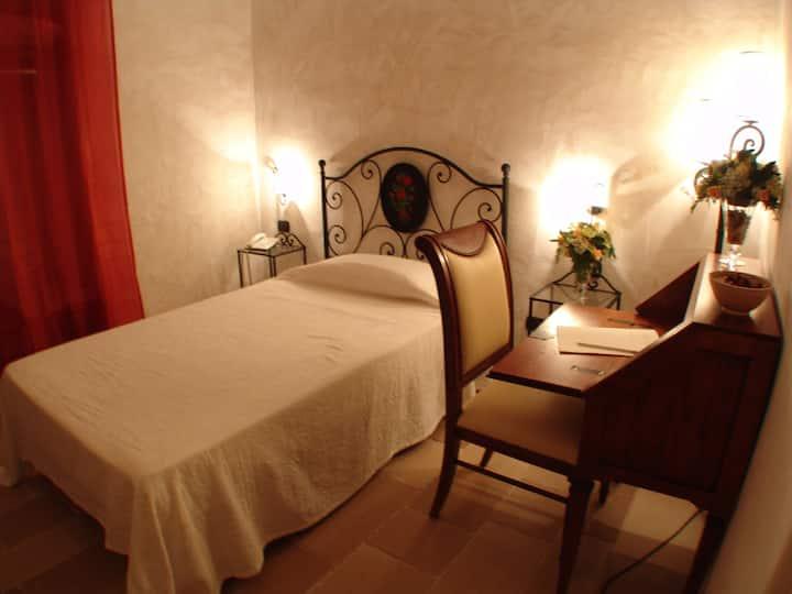 Camera Singola a Hotel Masseria Donnaloia
