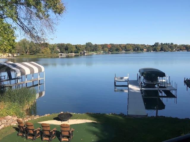 Relaxing Lake Property