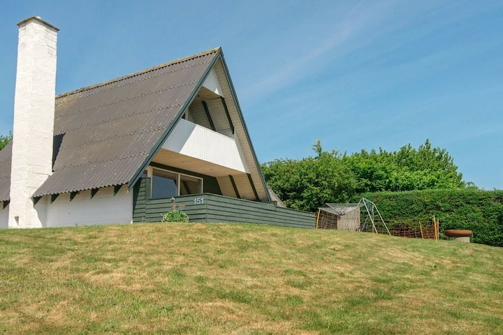 Splendid Holiday Home in Jutland with Terrace