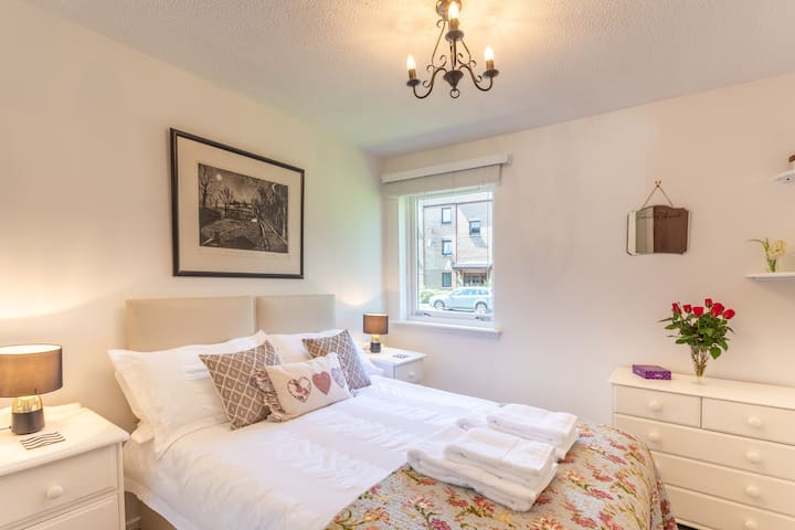 Cosy self-catering ground floor flat