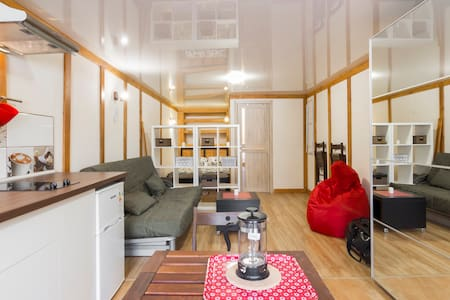 Квартира-студия в Красной поляне - Sochi - Apartment