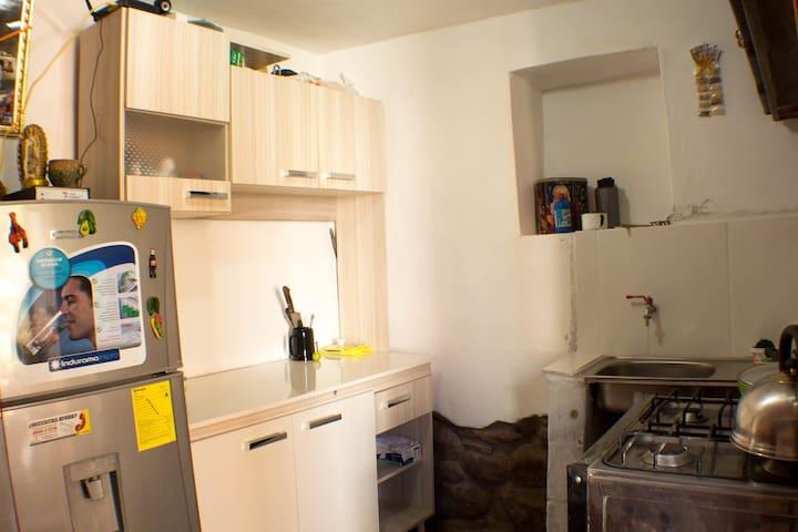 Habitación barato para una o dos personas