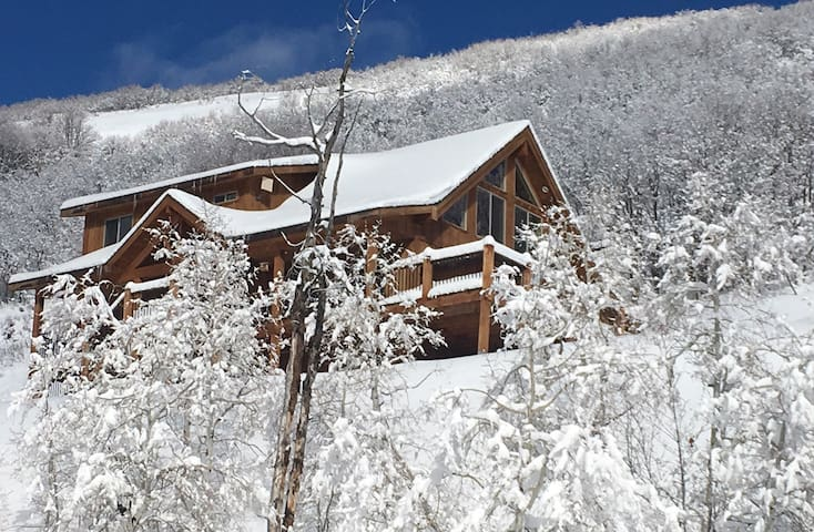 Kimball Canyon Mountain Lodge - Park City - Ev
