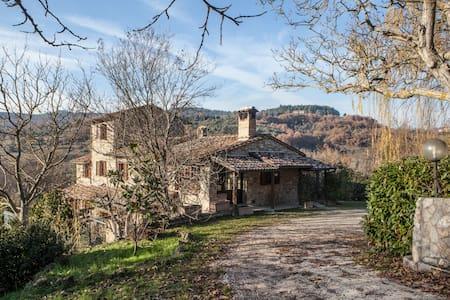 Casale Santa Margherita in Assisi - Assise - Villa