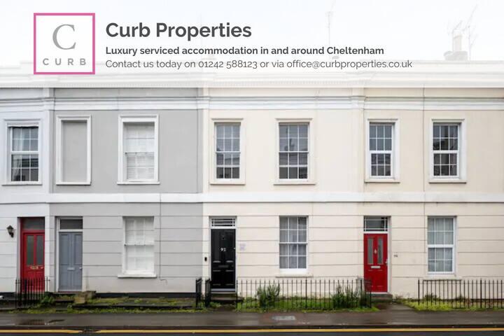 Luxurious Cheltenham Town Centre House