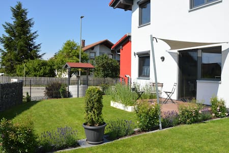 Idyllic smart flat between Munich & Neuschwanstein