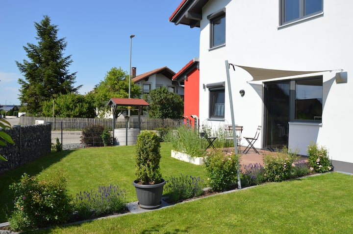 Idyllic smart flat between Munich & Neuschwanstein