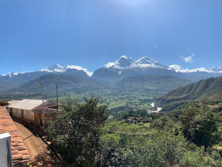 La mejor vista del Peru, con total comfort.