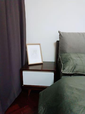 [囧舍]汉溪长隆万达广场高端别墅独立房间