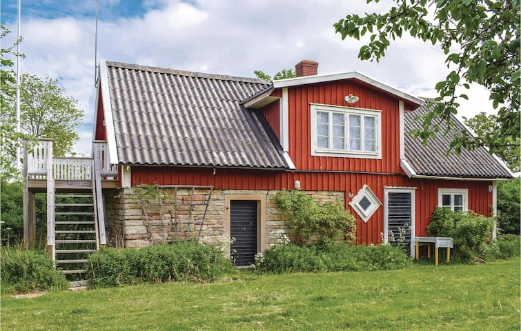 Holiday cottage with 1 bedroom on 50m² in Löttorp