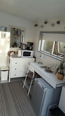 Cozy Private Studio Apartment - Reykjavík - Pis