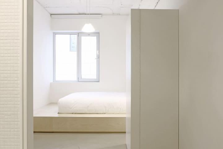 standard #SMALL HOUSE BIG DOOR #3D printing