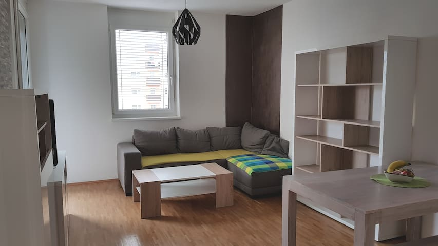 Cosy little apartment near the train station